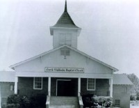 Historical Photos North Highlands church