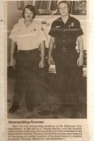 Vintage Firemen